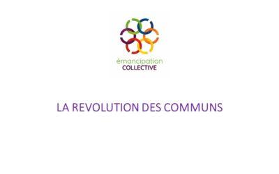 Boîte à idées: La révolution des communs